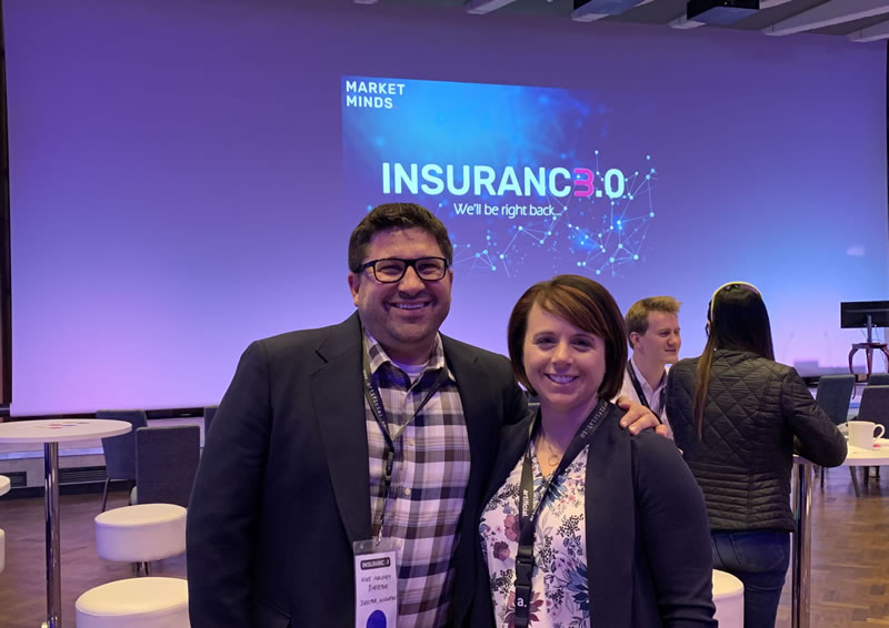 RiverStone at the Insurance 3.0 Conference